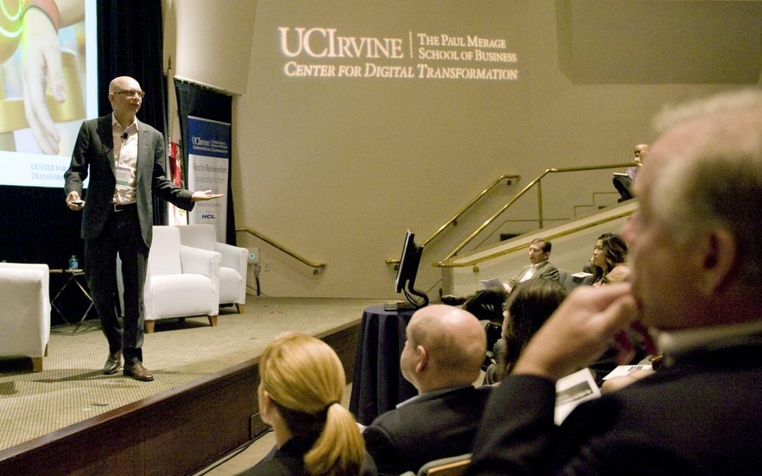 UC Irvine helps companies reinvent themselves for the digital age