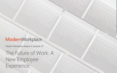 The Future of Work: A New Employee Experience